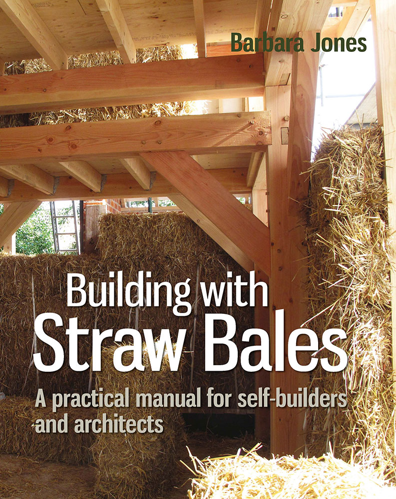 Green Books - Building with Straw Bales 4th edn cover
