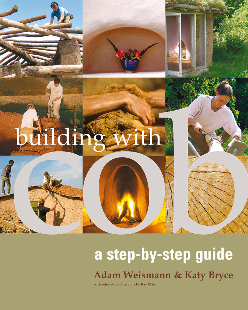 Green Books - Building with Cob