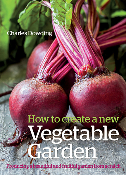 Green Books - How to create a new Vegetable Garden cover