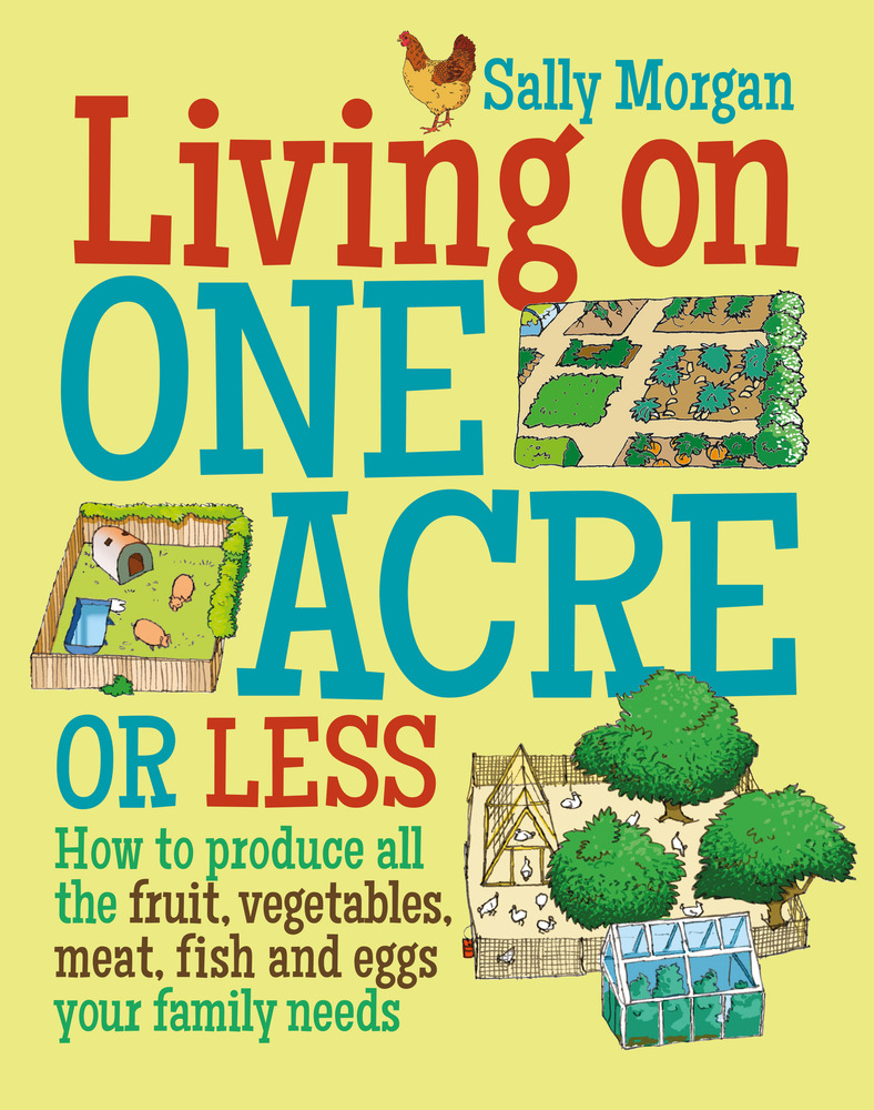 Green Books - Living on one Acre or Less Cover